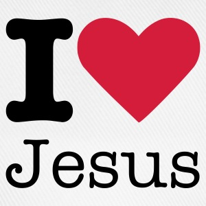 I Love Jesus T-Shirts - Baseball Cap