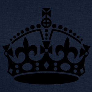 keep calm | crown jewels T-Shirts - Männer Sweatshirt von Stanley & Stella