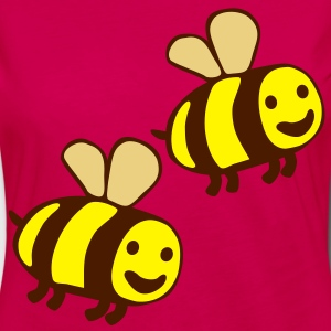 Bee T-Shirts - Women's Premium Longsleeve Shirt
