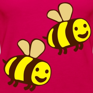 Bee T-Shirts - Women's Premium Tank Top