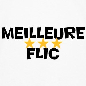 Meilleure Flic Tee shirts - T-shirt manches longues Premium Homme
