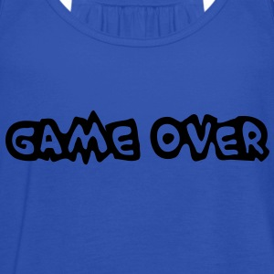 Game Over T-Shirts - Women's Tank Top by Bella