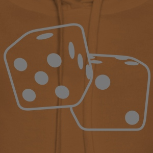 Roll the Dice T-Shirts - Women's Premium Hoodie