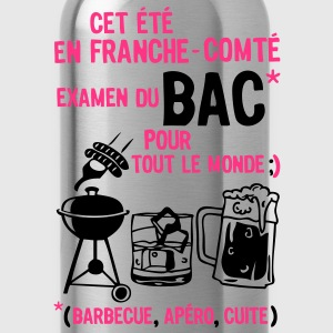bac franche comte barbecue apero cuite biere Tee shirts - Gourde
