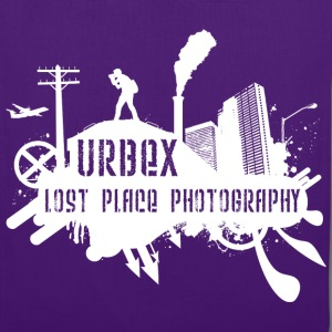 Lost Place Photography White T-Shirts - Stoffbeutel