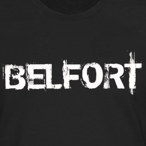 Belfort police 3 blanc Tee shirts - T-shirt manches longues Premium Homme