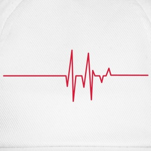 heart line T-Shirts - Baseball Cap