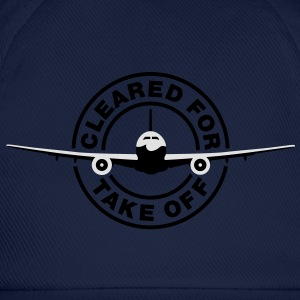 Cleared for take off T-Shirts - Casquette classique