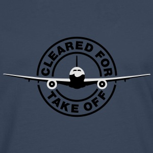 Cleared for take off T-Shirts - T-shirt manches longues Premium Homme