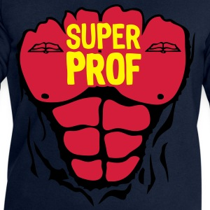 professeur super corps muscle bodybuildi Tee shirts - Sweat-shirt Homme Stanley & Stella