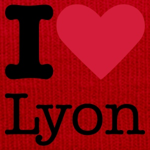 I Love Lyon T-Shirts - Winter Hat