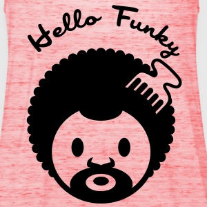 Hello funky - Women's Tank Top by Bella