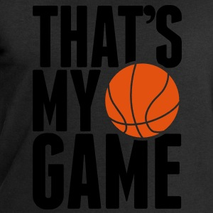 Basketball - That's my Game T-Shirts - Men's Sweatshirt by Stanley & Stella