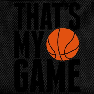 Basketball - That's my Game T-Shirts - Kids' Backpack