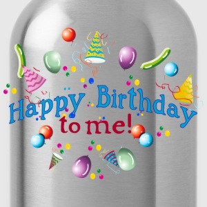 Happy Birthday to my! T-Shirts - Water Bottle