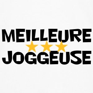 Meilleure Joggeuse Tee shirts - T-shirt manches longues Premium Homme