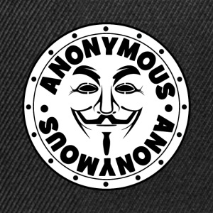 Anonymous Camisetas - Gorra Snapback