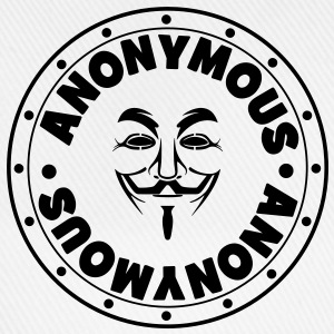 Anonymous T-Shirts - Baseball Cap