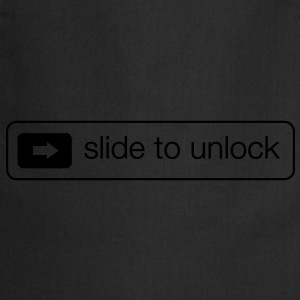 Slide to unlock T-shirts - Keukenschort