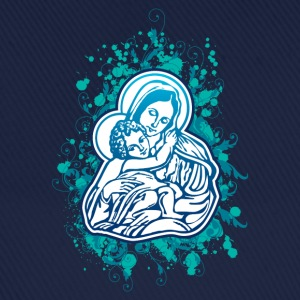 Mary and Jesus T-Shirts - Baseballkappe