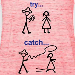 Java Try Catch Code Tee shirts - Débardeur Femme marque Bella