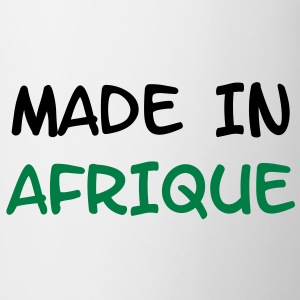 Made in AFRIQUE ! Tee shirts - Tasse