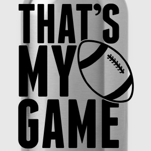 Rugby - That's my Game T-shirts - Drinkfles