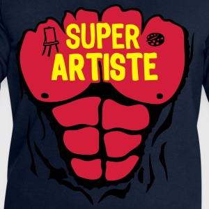 artiste super corps muscle bodybuilding Tee shirts - Sweat-shirt Homme Stanley & Stella