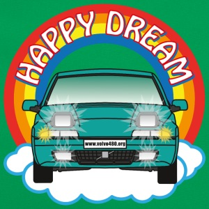 Happy dream Tee shirts - Sac Retro