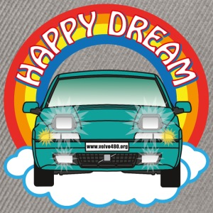 Happy dream Tee shirts - Casquette snapback