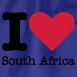 I Love South Africa Tee shirts - Sac de sport léger
