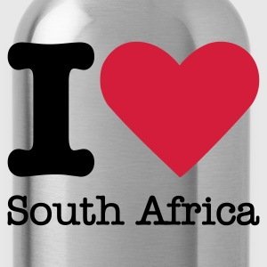 I Love South Africa Tee shirts - Gourde