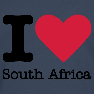 I Love South Africa Tee shirts - T-shirt manches longues Premium Homme