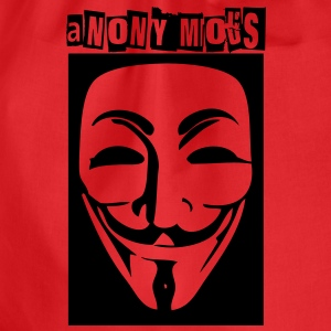 anonymous Tee shirts - Sac de sport léger