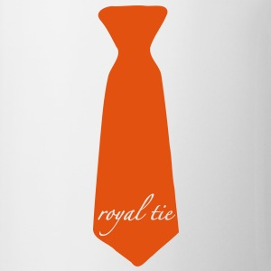 royal tie T-shirts - Mok