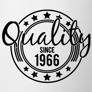 Birthday - Quality since 1966 (fr) Tee shirts - Tasse
