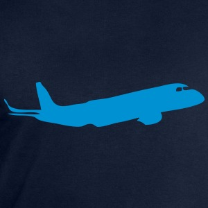 avion airplane1 Tee shirts - Sweat-shirt Homme Stanley & Stella