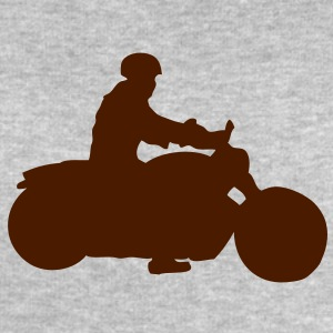 moto bike motorcycle2 Tee shirts - Sweat-shirt Homme Stanley & Stella