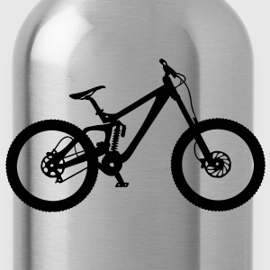 downhill T-Shirts - Trinkflasche