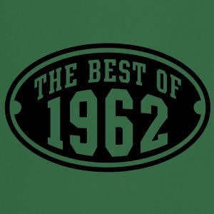 THE BEST OF 1962 - Birthday Geburtstag T-Shirt WK - Keukenschort
