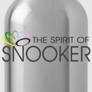 spirit of snooker T-Shirts - Trinkflasche