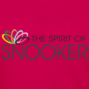spirit of snooker T-Shirts - Frauen Premium Langarmshirt