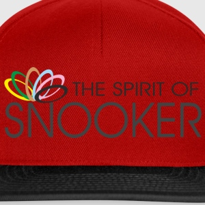 spirit of snooker T-Shirts - Snapback Cap