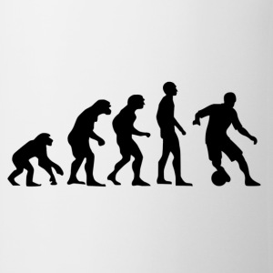 Football Evolution - Mug