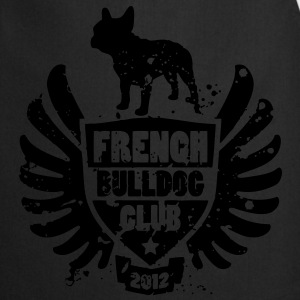 French Bulldog Club 2012 T-shirts - Keukenschort