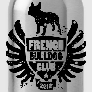 French Bulldog Club 2012 T-shirts - Drinkfles