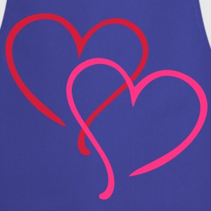 Love Heart T-Shirts - Cooking Apron