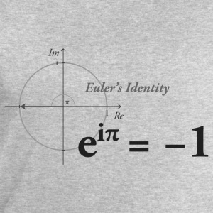 Euler's Identity Math dark - Men's Sweatshirt by Stanley & Stella