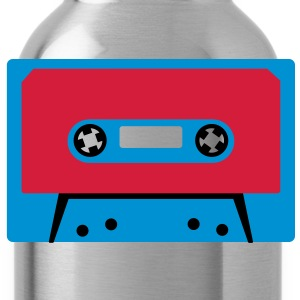 vintage tape - Water Bottle