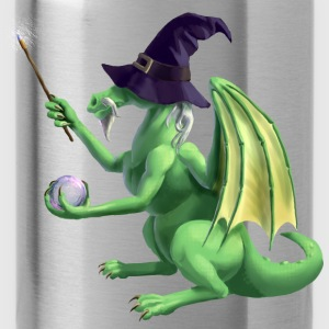 dragon witch - Water Bottle